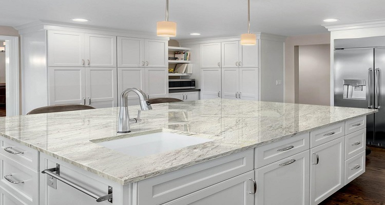 Significant Info about Granite Countertops & Their Cleaning