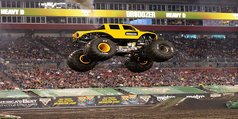 5 Ways to Beat Depression Monster While Driving Monster Trucks