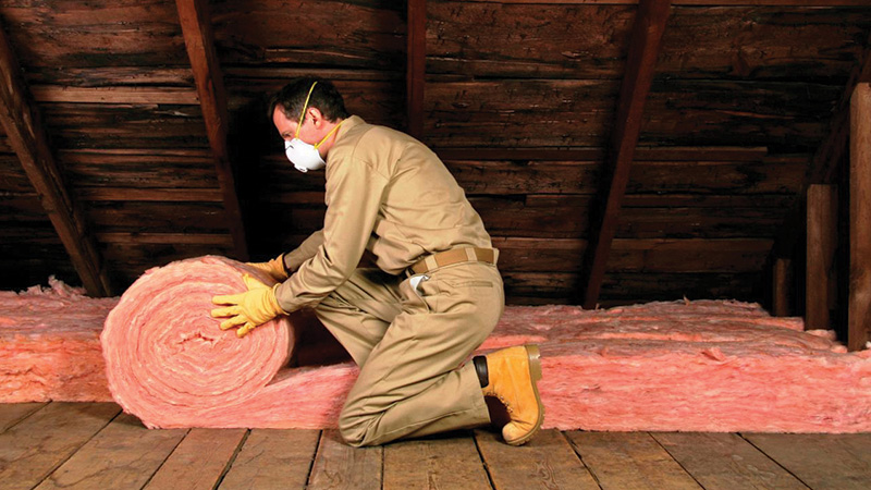 Steps to Start Working the Process of Attic Insulation