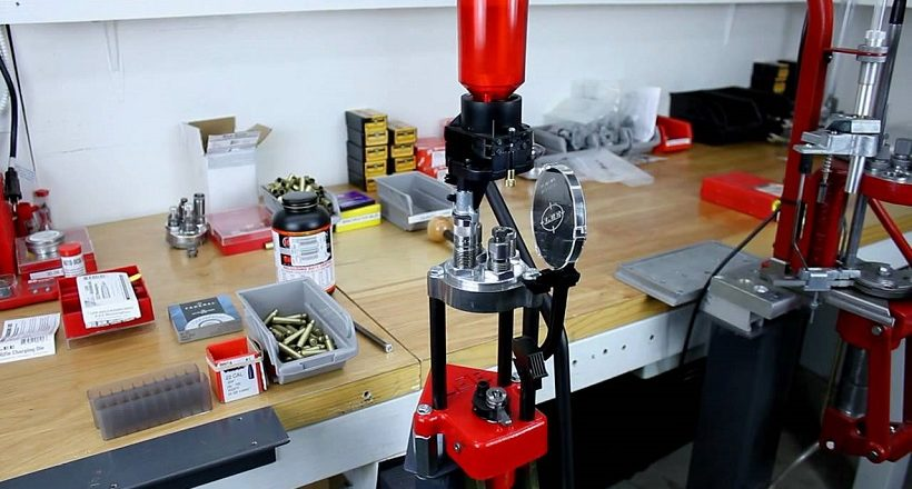 How To Find The Best Reloading Press?