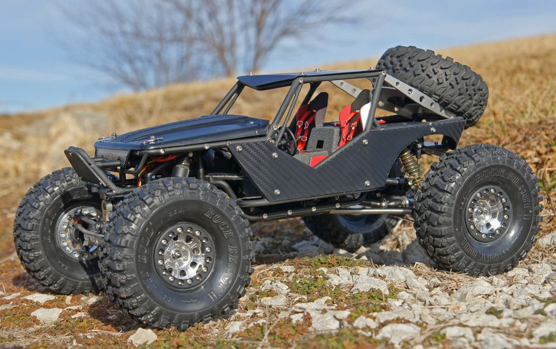 What To Look For In A RC Crawler?