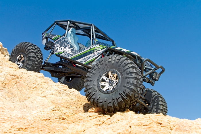 RC Rock Crawlers – Definition and Suggestions