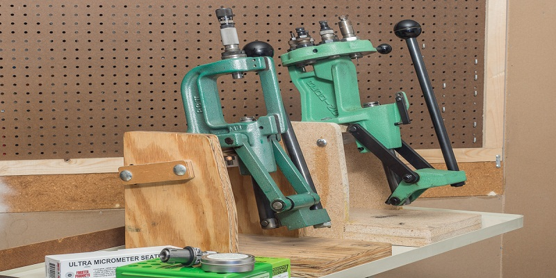 The Two Top Models of Reloading Press