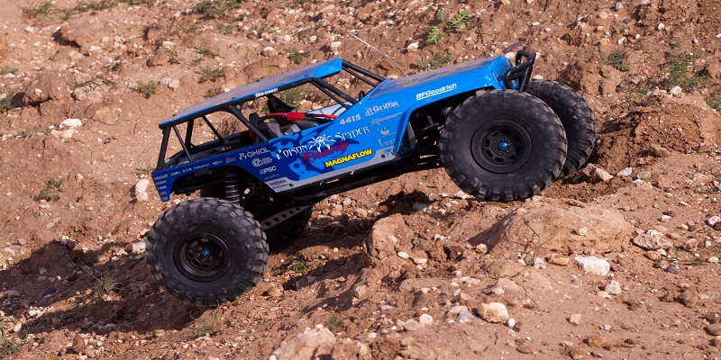 Features and Recommendations for RC Rock Crawlers