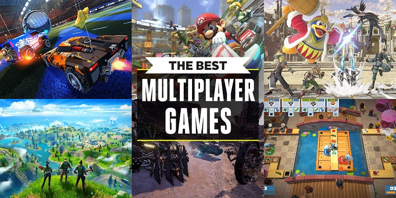 The Advantages of Playing Multiplayer Games