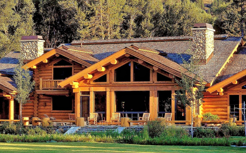 Is Living In A Log House Rally Comfortable?